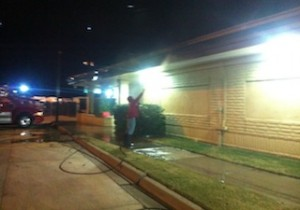 Power Washing in Covington, LA by R Brown Services