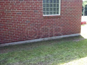 Power Washing in Metairie, LA by R Brown Services.