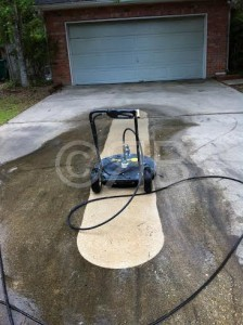 Power Washing in Covington, LA by R Brown Services.
