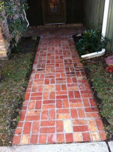 Power Washing in Long Beach, MS by R Brown Services.
