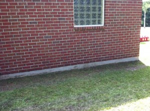After Power Washing in Mandeville, LA by R Brown Services