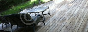 After Power Washing in Ocean Springs, MS by R Brown Services.